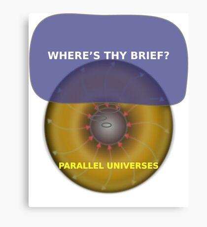 Parallel Universes - Wendys Canvas Print