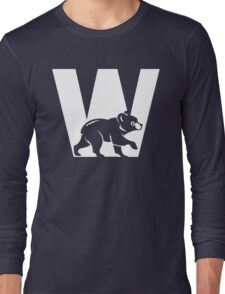 CUBS CHICAGO Long Sleeve T-Shirt