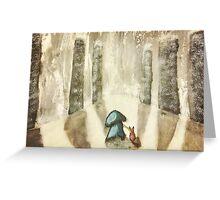 Stormwalker Greeting Card