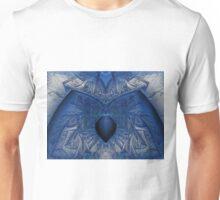 Elliptic Splits Bas Relief Unisex T-Shirt