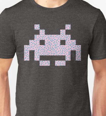 80's Invaders from Space Unisex T-Shirt