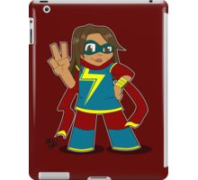 Ms Marvel iPad Case/Skin