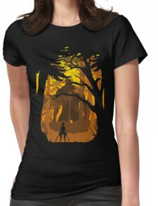 Colossus Titan Womens Fitted T-Shirt