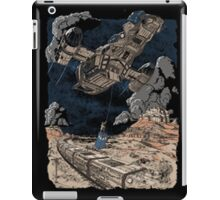 Firefly and the Blue Box iPad Case/Skin