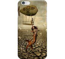 Waterless Starving iPhone Case/Skin