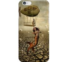 Waterless Starving iPhone Case/Skin