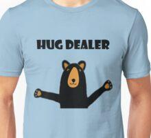 Cool Hug Dealer Bear Unisex T-Shirt