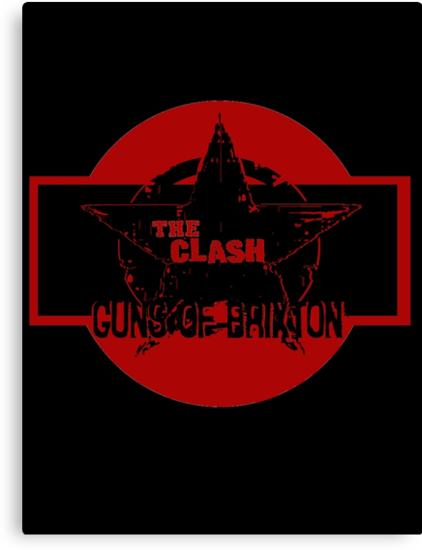 GUNS OF BRIXTON - the clash by grant5252