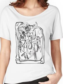 Angels Trumpet Women's Relaxed Fit T-Shirt