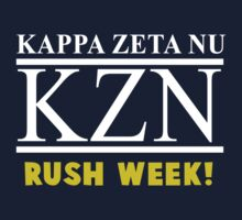 Workaholics - Kappa Zeta Nu RUSH WEEK! Stan Halen Shirt by shirtsforshirts