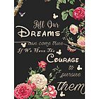All Our Dreams Can Come True Mickey Quote Of the Day  by baray7
