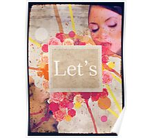 Let's ... Poster
