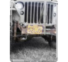 1942 Willys MB  iPad Case/Skin