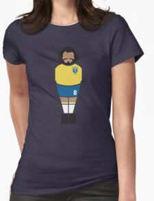 Biliardheroes Socrates T-Shirt Womens Fitted T-Shirt