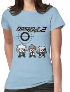 Danganronpa 2 Womens Fitted T-Shirt