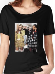 CLUELESS. Women's Relaxed Fit T-Shirt