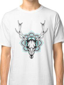 Mandala deer Classic T-Shirt
