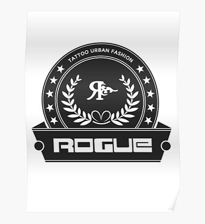 ROGUE FASHION Poster