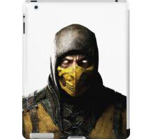 Mortal Kombat X - Scorpion iPad Case/Skin