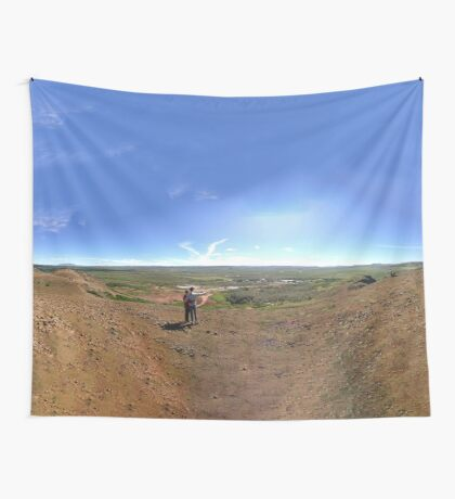 Look over the Horizon Wall Tapestry
