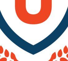 SUP University Sticker