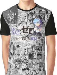 Re:Zero Graphic T-Shirt