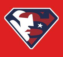 Super England Patriots T-Shirt by CabeBereumLada