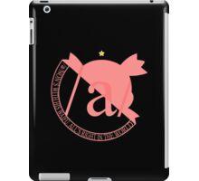 4chan waifu iPad Case/Skin