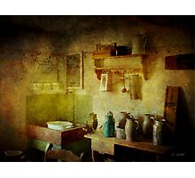 Grandma's Kitchen Photographic Print