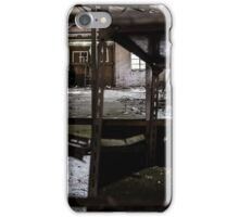 Abandoned Factory, Norfolk, UK iPhone Case/Skin