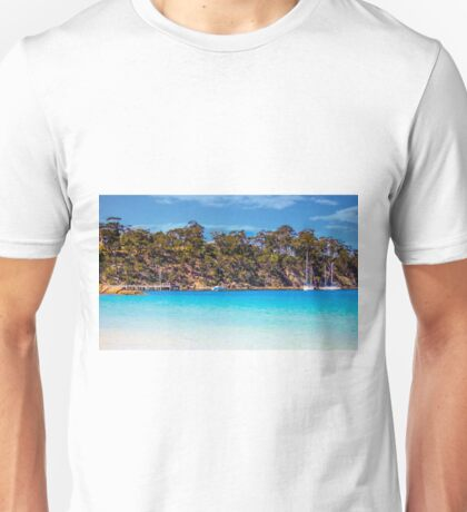 Paradise. Eden on the South Coast of New South Wales Unisex T-Shirt