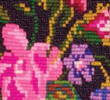 floral memories Sticker