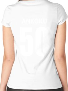 Ankoku Women's Fitted Scoop T-Shirt