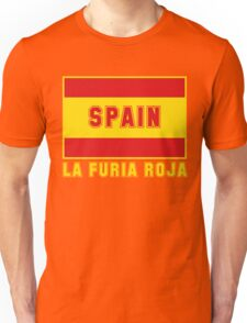 Spain - World Cup Unisex T-Shirt