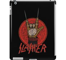 Slasher iPad Case/Skin