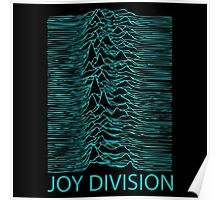 Joy Division Merch Poster