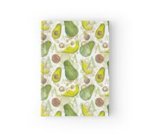 Avocados! Hardcover Journal