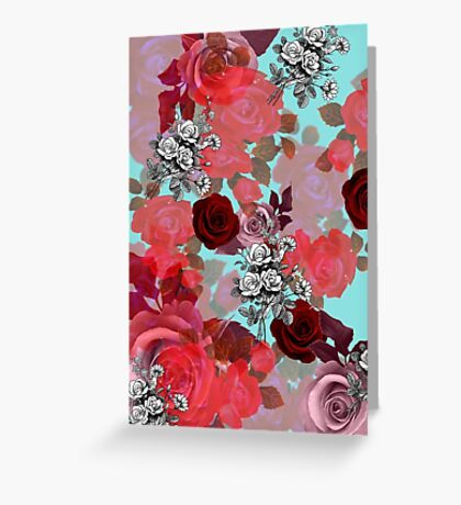 ROSEN'Rose #redbubble #giftoriginal Greeting Card