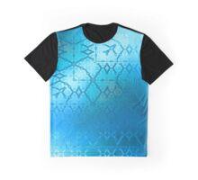 Summer of Retro (sky blue) Graphic T-Shirt
