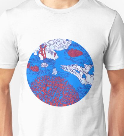 Coral reef Unisex T-Shirt