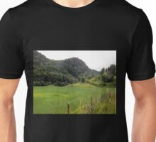 Norwegian Countryside Unisex T-Shirt