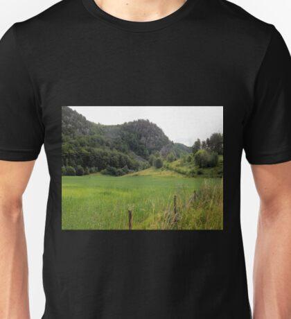 Norwegian Countryside Unisex T-Shirt