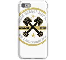 ROGUE GARAGE iPhone Case/Skin