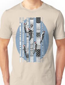 Woodpeckers Forest Unisex T-Shirt