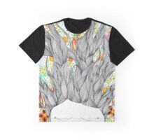 Imagination in bloom Graphic T-Shirt