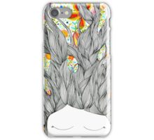 Imagination in bloom iPhone Case/Skin