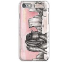 Dream While They Watch iPhone Case/Skin