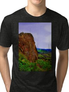 Climbers Love Mount Cojitambo Tri-blend T-Shirt