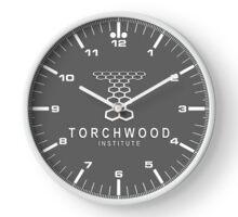 Torchwood Institute clock Clock