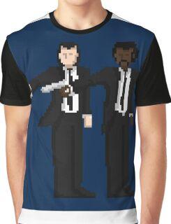 Vince & Jules Graphic T-Shirt